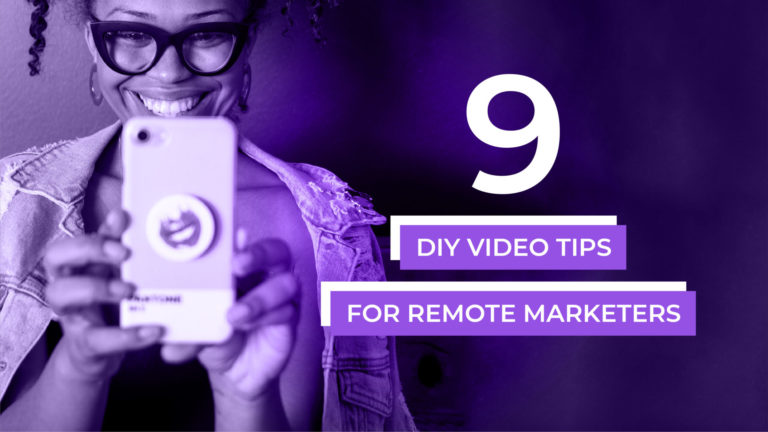 9 DIY Video Tips for Beginners Header Image